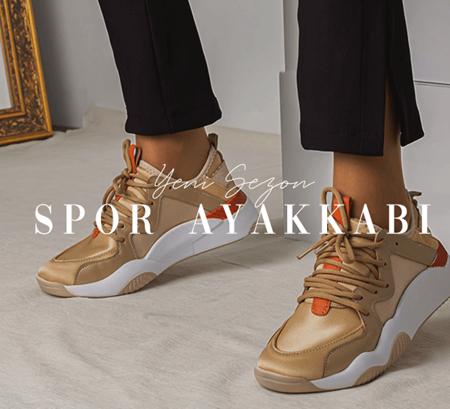Yeni Sezon Sneakers Modelleri